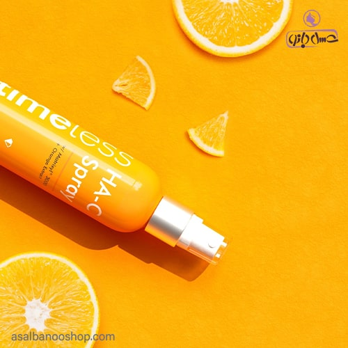 اسپری آب پرتقال تایملس2
