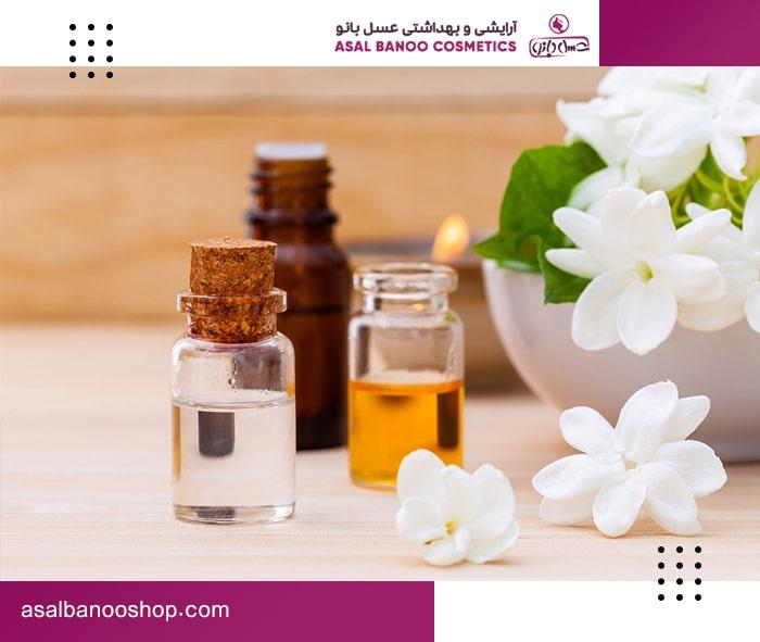 مواد مفید در عطر مو