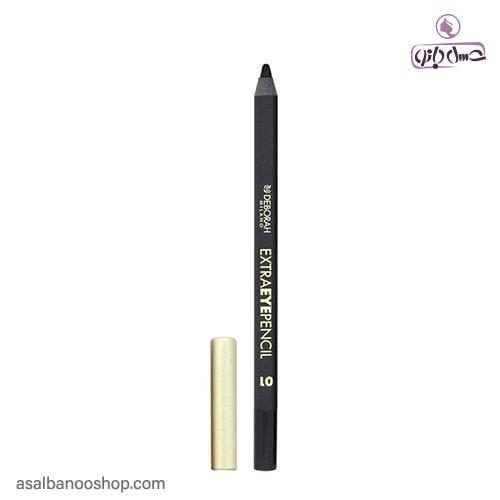 مداد چشم ضد آب Extra Eye Pencil دبورا