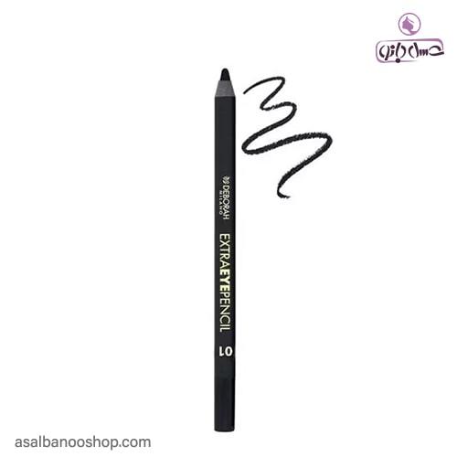 مداد چشم ضد آب Extra Eye Pencil دبورا2