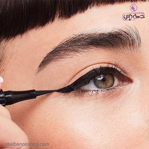 خط چشم ماژیکی ضد آب Roller Liner بنفیت1