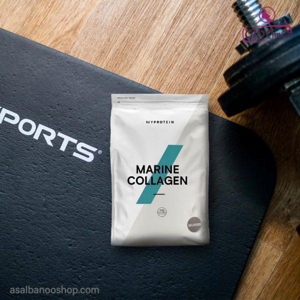 پودر کلاژن Marine Collagen مای پروتئین بدون طعم 2
